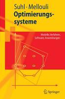 Optimierungssysteme PDF