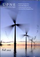 University Press of New England  Fall 2012 New Titles PDF