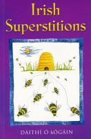 Irish Superstitions PDF
