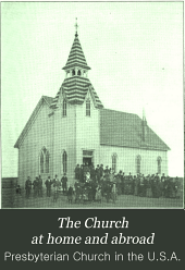 The Church at Home and Abroad: Volume 21
