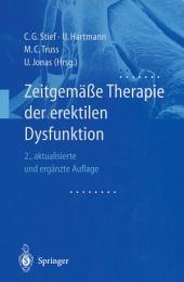 Zeitgemäße Therapie der erektilen Dysfunktion: Ausgabe 2
