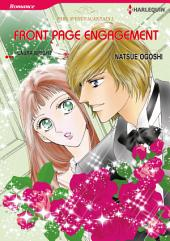 FRONT PAGE ENGAGEMENT: Harlequin Comics