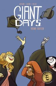 Giant Days Vol  14