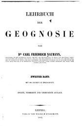 Lehrbuch der geognosie: Band 2