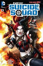 New Suicide Squad (2014-) #4