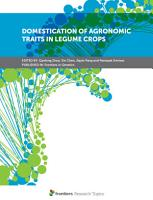 Domestication of Agronomic Traits in Legume Crops PDF