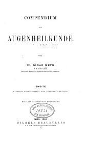 Compendium der Augenheilkunde
