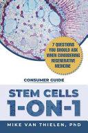 Stem Cells 1-On-1