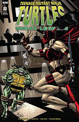 Teenage Mutant Ninja Turtles  Urban Legends  22 PDF