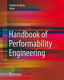 Handbook of Performability Engineering PDF