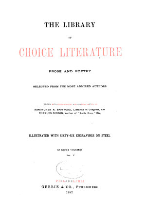 The Library of Choice Literature