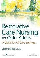 Restorative Care Nursing for Older Adults PDF