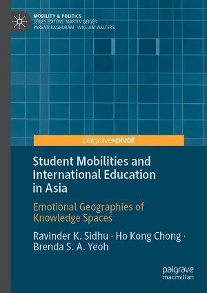 Student Mobilities and International Education in Asia PDF