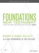 Foundations: New Testament - Teen Devotional