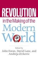 Revolution in the Making of the Modern World PDF