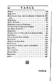 Poésies Satyriques Du Dix-huitième Siècle