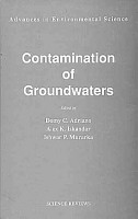 Contamination of Groundwaters PDF