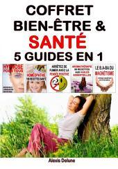 Coffret Bien-être & Santé: 4 ebooks en 1