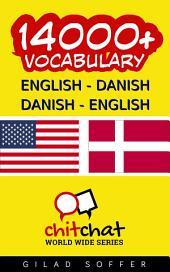 14000+ English - Danish Danish - English Vocabulary