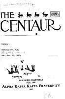 The Centaur PDF