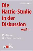 Die Hattie Studie in der Diskussion PDF