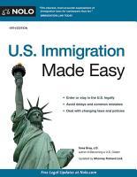 U S  Immigration Made Easy PDF