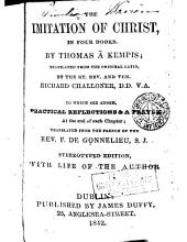 The Imitation of Christ: In Four Books