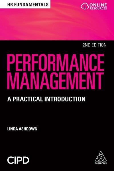 Performance Management Pdf Book