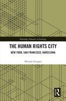 The Human Rights City PDF