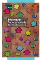 Intervenci  n sociocomunitaria PDF