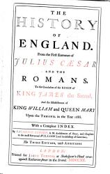 The History Of England Book PDF