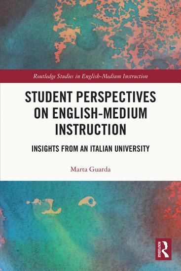 Student Perspectives on English Medium Instruction PDF