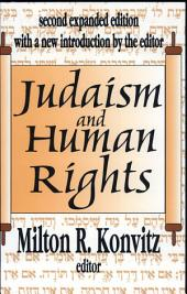 Judaism and Human Rights