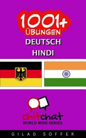 1001+ Übungen Deutsch - Hindi