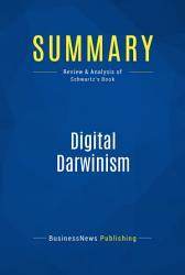 Summary Digital Darwinism Book PDF