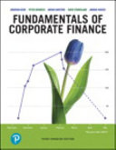 Fundamentals of Corporate Finance  Third Canadian Edition  Loose Leaf Version Plus Mylab Finance    Access Card Package PDF
