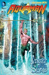 Aquaman (2011- ) #24