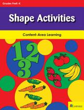 Shape Activities: Content-Area Learning