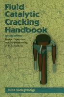 Fluid Catalytic Cracking Handbook PDF
