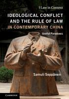 Ideological Conflict and the Rule of Law in Contemporary China PDF