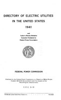 Directory of Electric Utilities in the United States PDF