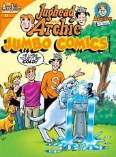 Jughead & Archie Comics Double Digest #21