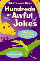 Hundreds of Awful Jokes PDF