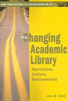 The Changing Academic Library PDF