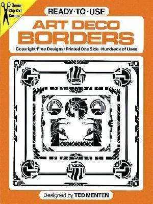 Art Deco Borders PDF