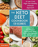 The Keto Diet Cookbook For Beginners Book