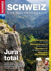 Jura total: Wandermagazin SCHWEIZ 9_2014