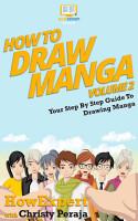 How To Draw Manga Volume 2 PDF