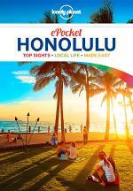 Lonely Planet Pocket Honolulu