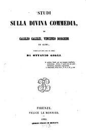 Studi sulla divina commedia di Galileo Galilei, Vincenzo Borghini ed II